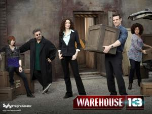 Warehouse 13 - A good world to roleplay in?