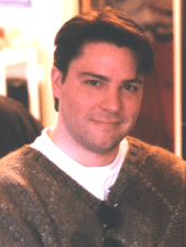 Michael C. Back<br>aka Seth Cotis
