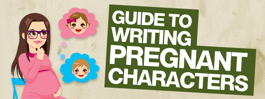 A guide to writing pregnant characters