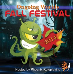 Fall festival ongoingworlds squid logo