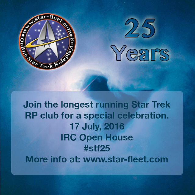 star fleet 25 years