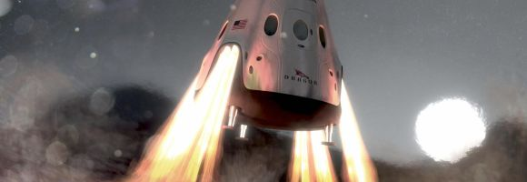 SpaceX Endeavour