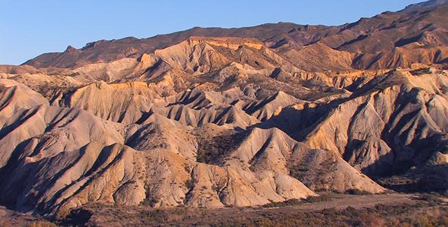 Desierto de Tabernas, maravillas rurales