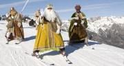 Las 7 cabalgatas de Reyes más curiosas. ¿Preparados para la lluvia de caramelos?