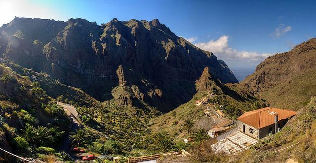 Tenerife en Diciembre