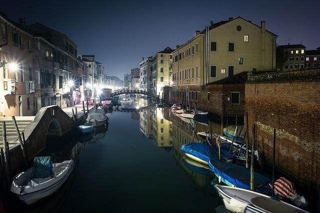 arte europeo Venecia