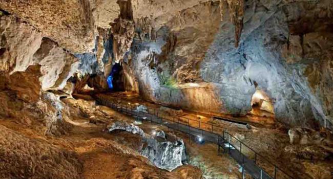 cuevas de cantabria