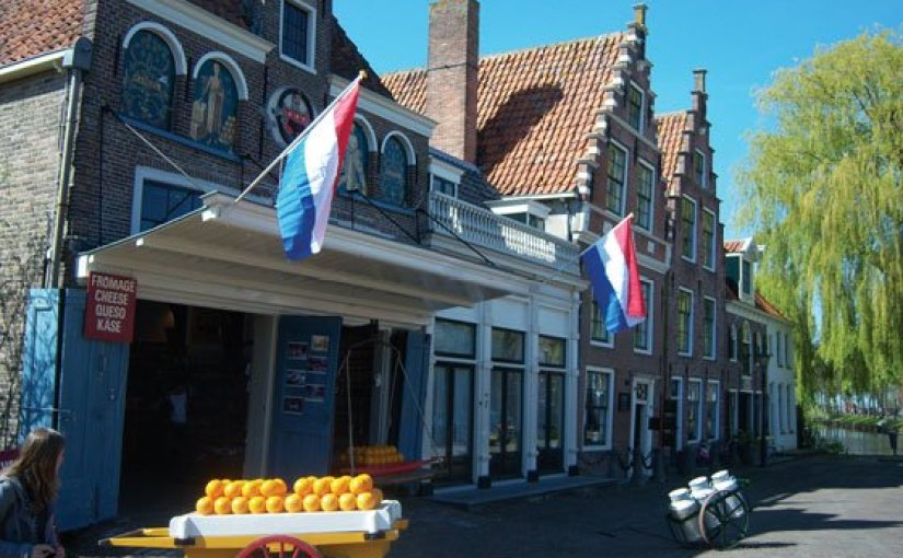 Netherlands, cheese by cheese