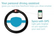 SmartWheel, the steering wheel cover that avoids distractions