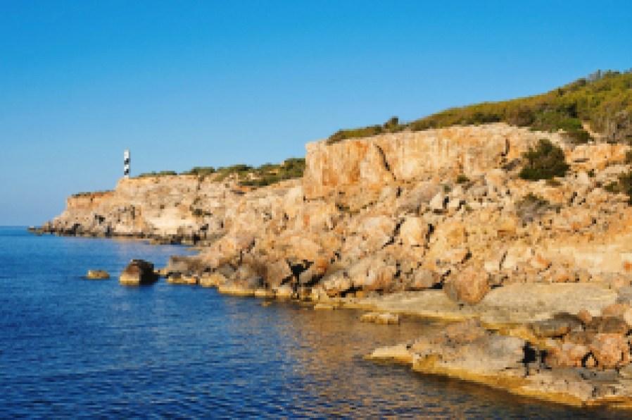Mejores Calas de Ibiza, cala d´en Bossa