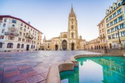 Blend the old with the new in Oviedo