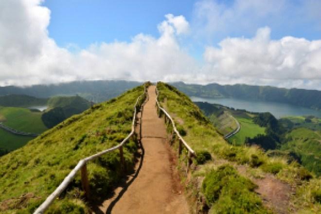 el valle de furnas: vacaciones en las azores