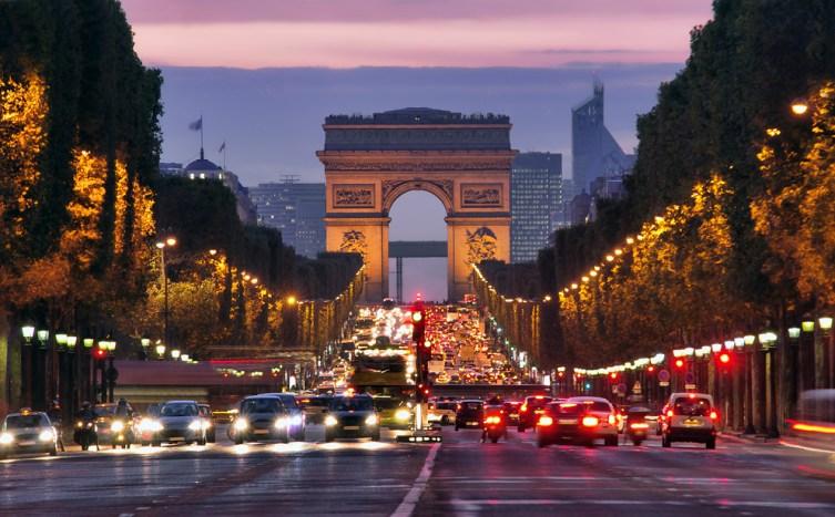 viajar por francia en coche