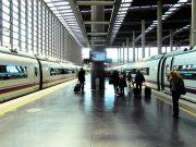 ¿Alquilar un coche en la estación de tren?