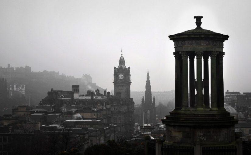 Escapada de fin de semana a Edimburgo