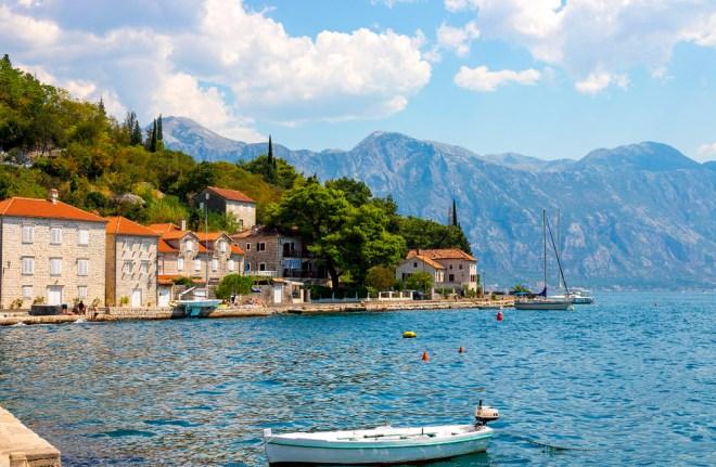 viajar a montenegro