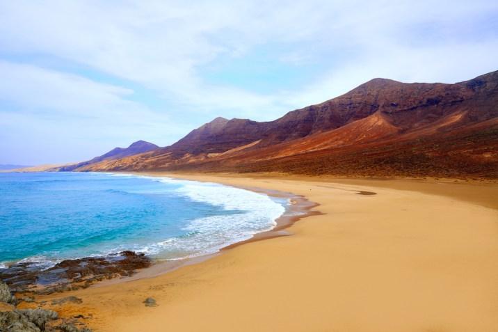 hacer snorkel en fuerteventura