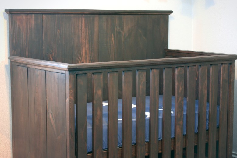 DIY Crib Plan