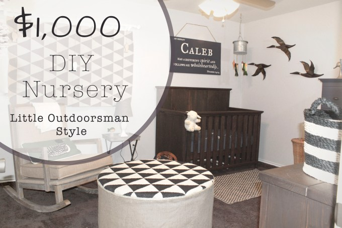 Outdoorsman Nursery