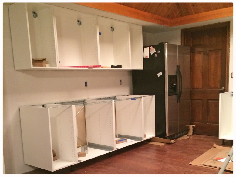 how hard is it to install ikea kitchen cabinets diy ikea kitchen how is it really on house and home 16674