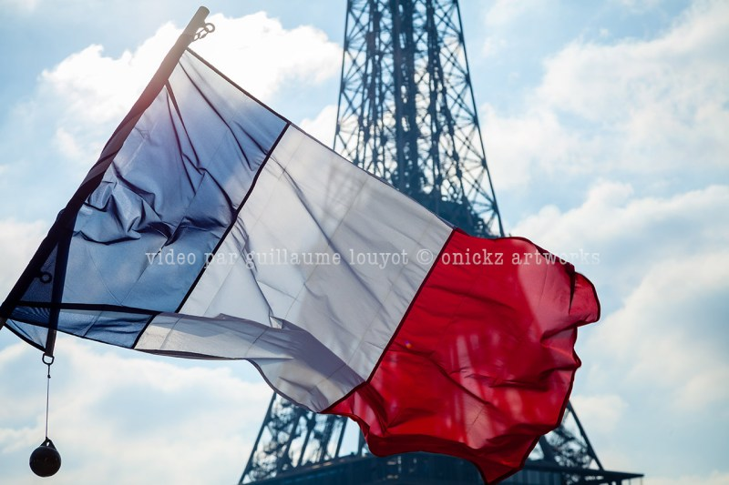 stock footage by Guillaume Louyot Onickz Artworks tour eiffel copyrighted