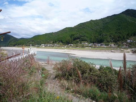 熊野川流域