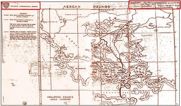 Αποκάλυψη-«βόμβα»: Γιατί η Αθήνα δεν οριοθετεί την ΑΟΖ της; – Tι αποκάλυψαν τα Βρετανικά αρχεία...