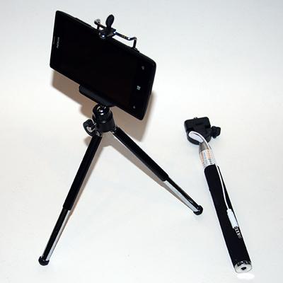 Palo Selfie con Trípode