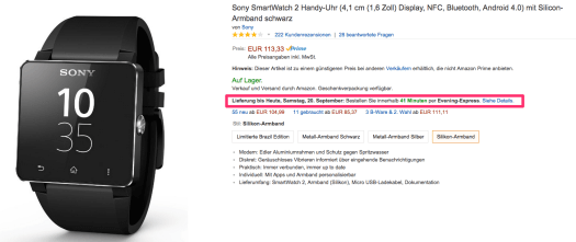 Sony_SmartWatch_2_Handy-Uhr_1_6_Zoll_mit__Amazon_de__Elektronik