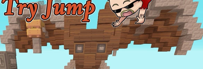 Wieso Benehmen Die Sich Nicht Einfach Try Jump Minecraft I - Minecraft tryjump spielen