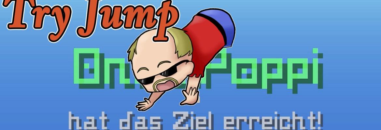 FATAL ERROR Try Jump Minecraft I BergwerkLABS OnkelPoppi - Minecraft tryjump spielen