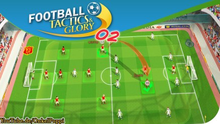 Football Tactics & Glory