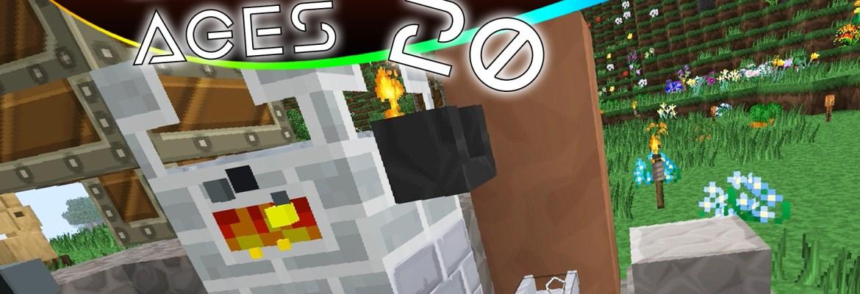FLÜSSIG LIQUID ABFÜLLEN SevTech AGES Stage ONE Minecraft - Minecraft flussig spielen