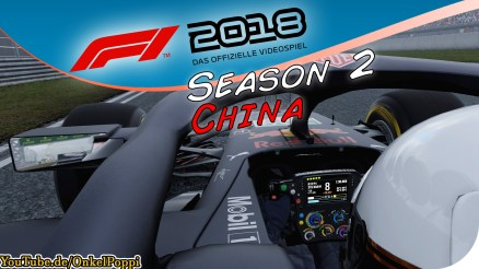 Shanghai International Circuit,Großer Preis von China,Shanghai,china,chinese,chinesegp,F1 2018,Formel 1 2018,Formel 1,Formula one,Formula 1,F1 game,F1 gameplay,F1 lets play,OnkelPoppi,Poppi,Onkel