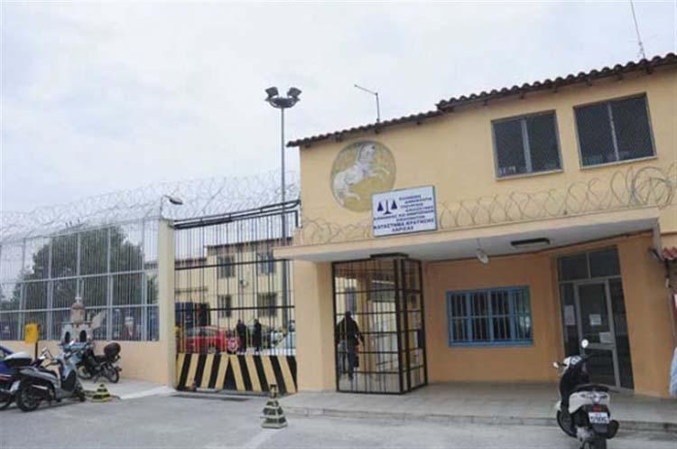 """""""Άφαντος"""" από τις φυλακές της Λάρισας ισοβίτης για ανθρωποκτονία"""