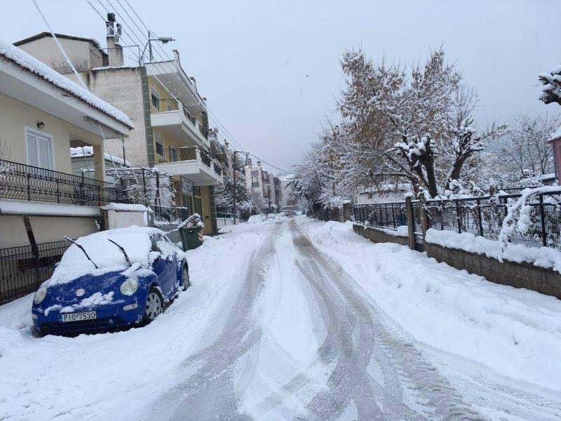 Καλλιάνος στο onlarissa: Έρχονται ισχυρές βροχές από αύριο στη Λάρισα και νέος χιονιάς τη Πέμπτη- Ερωτηματικό που θα χτυπήσει
