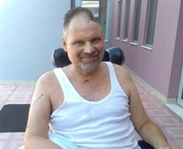Κρίσιμο χειρουργείο στο κεφάλι θα κάνει στη Λάρισα ο 39χρονος που είχε καταπλακωθεί από πόρτα βάρους μισού τόνου!