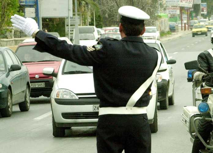 Κλειστό για τα αυτοκίνητα το κέντρο της Λάρισας το πρωί της Κυριακής