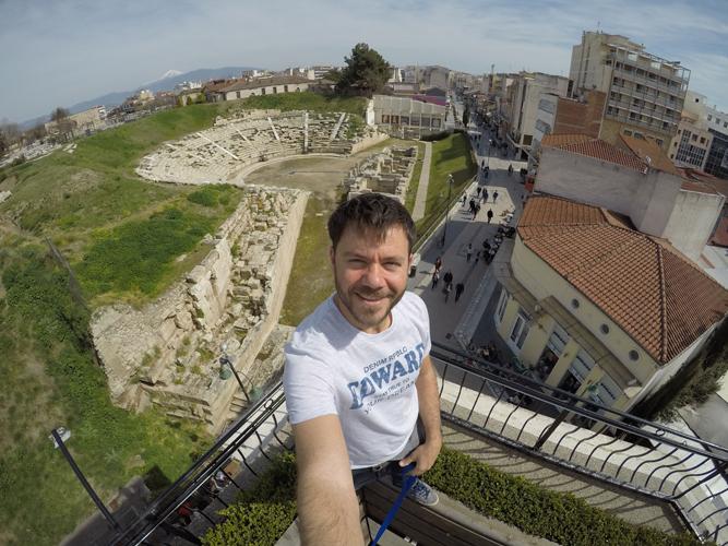 Το ερχόμενο Σάββατο το Happy Traveller παρουσιάζει τη Λάρισα- Δείτε εκπληκτικές φωτογραφίες από τα γυρίσματα