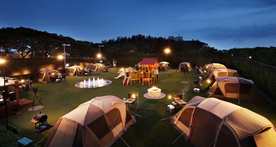 Aνοίγει το καλοκαίρι το πρώτο κάμπινγκ 5 Αστέρων στη Σκοτίνα