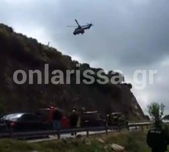 Οι πρώτες εικόνες από τον τόπο της τραγωδίας στο Σαραντάπορο (φωτό - βίντεο)