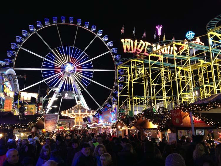 Fun park, παγοδρόμιο και όλα όσα θα δούμε στο φετινό χριστουγεννιάτικο πάρκο του Αλκαζάρ!