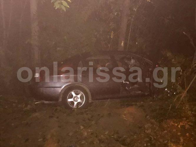 Απίστευτο τροχαίο στο Αλκαζάρ: Αυτοκίνητο παρέσυρε πεζή και έπεσαν μαζί στο ποτάμι! (ΦΩΤΟ)