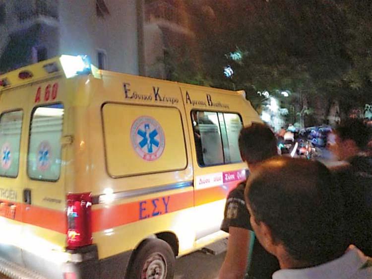 Σοβαρό τροχαίο στη Λάρισα - Ακρωτηριάστηκε 37χρονη γυναίκα!