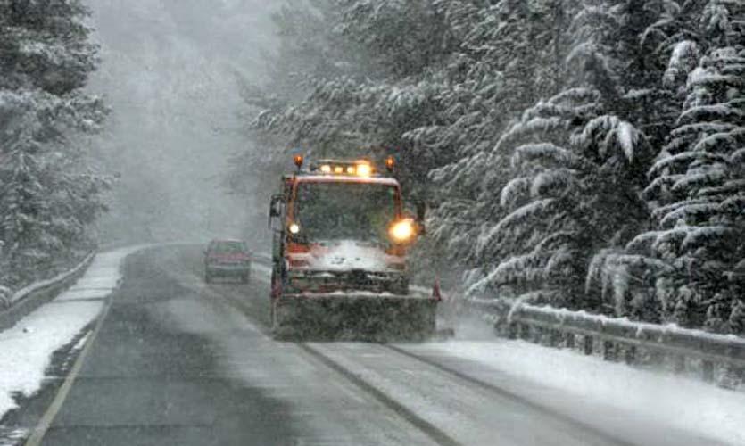 Έκτακτο δελτίο επιδείνωσης καιρού εξέδωσε η Περιφέρεια Θεσσαλίας - Έρχονται βροχές, χιόνια και ισχυροί άνεμοι
