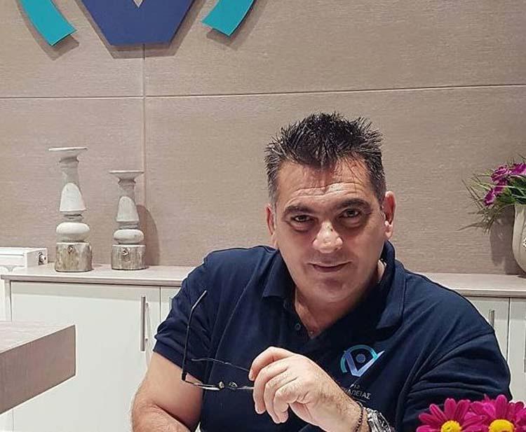 Θρήνος: Έφυγε ξαφνικά από ανακοπή καρδιάς 50χρονος Λαρισαίος επιχειρηματίας