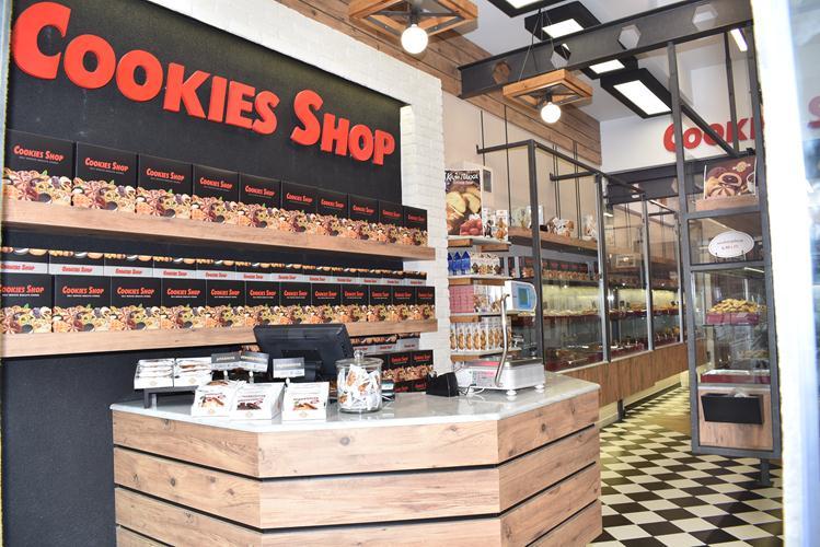 """Τα καλύτερα μπισκότα ήρθαν στη Λάρισα - Την Παρασκευή το opening event του """"Cookie Shop"""""""