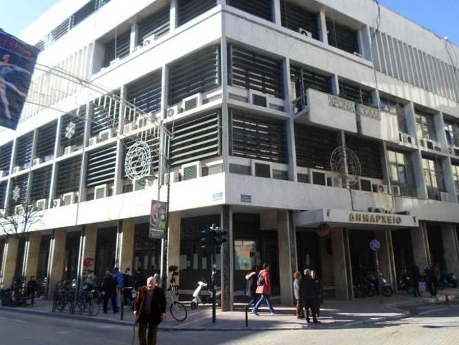 Προσλήψεις στο δήμο Λαρισαίων