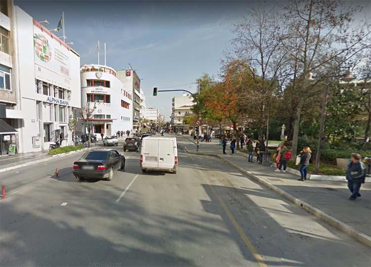 Διπλής κυκλοφορίας μέχρι το Φθινόπωρο η οδός Κύπρου - Δείτε τις αλλαγές που έρχονται