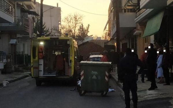 Τραγωδία στη Λάρισα: Γυναίκα έπεσε από τον δεύτερο όροφο και σκοτώθηκε (φωτο)